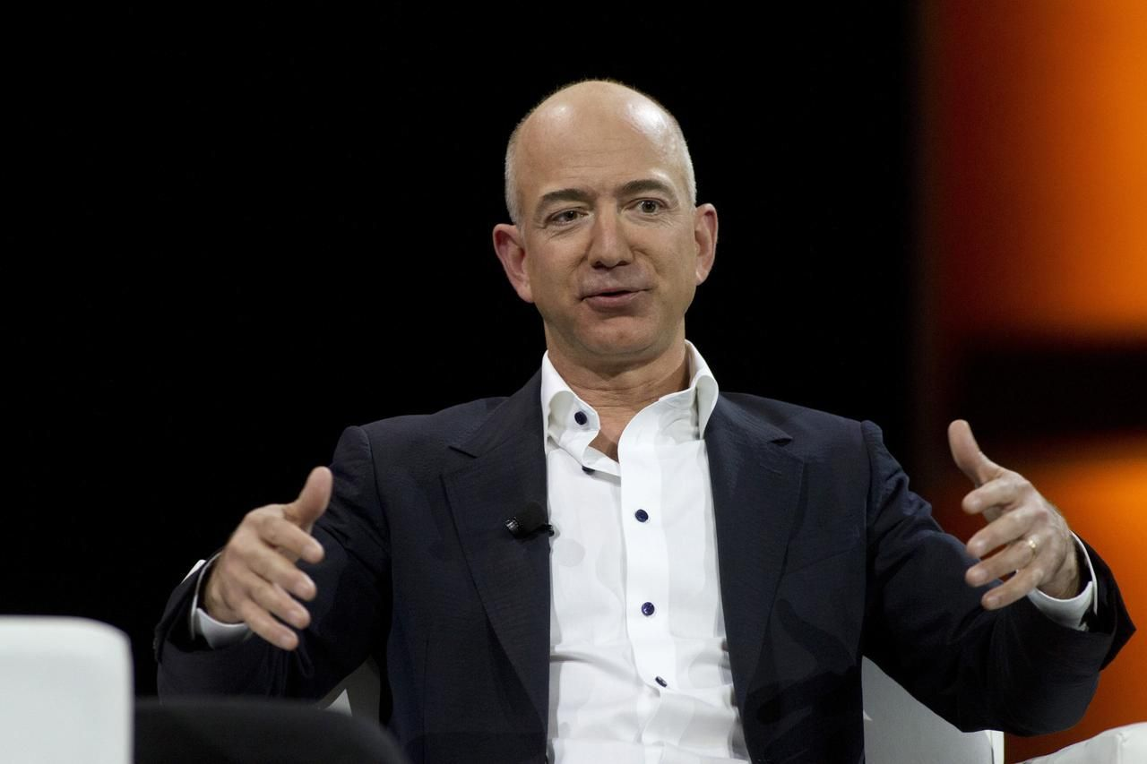 Jeff Bezos, zakladatel Amazon.com