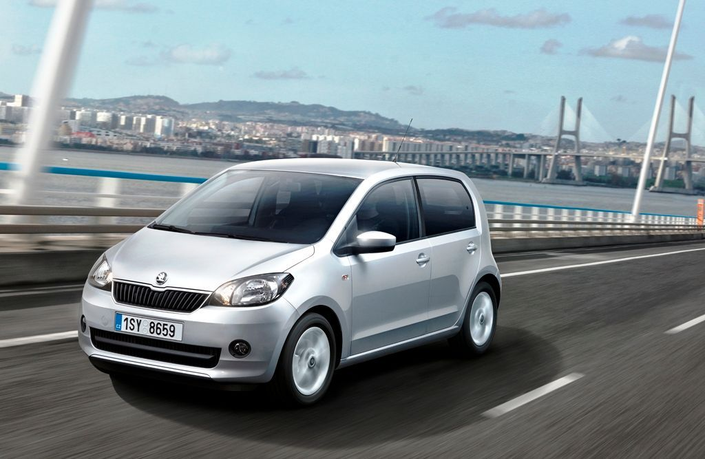 Škoda Citigo 5door