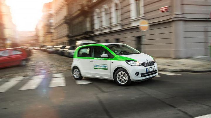 Car4way nabídne letos 4x více sdílených aut než dosud