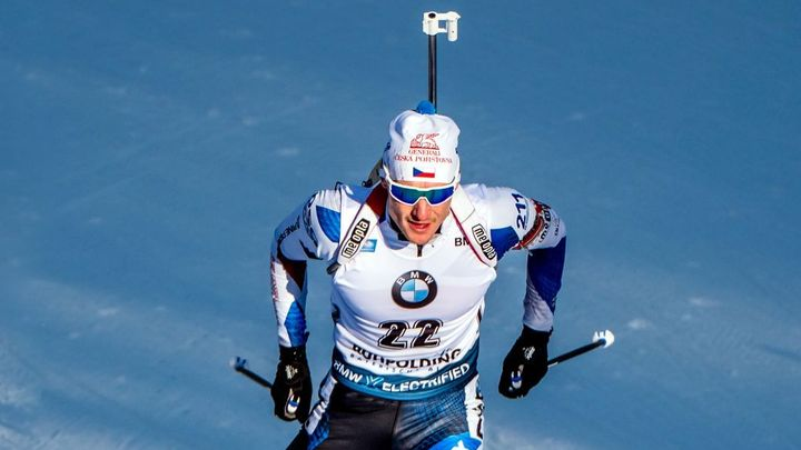 Biatlonový neúspěch. Nejlepší z Čechů byl ve sprintu až na třicátém místě Moravec