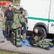Pyrotechnici našli ve Vrběticích ostatky pohřešovaných mužů