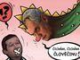 Jak zlý drak Honzu Hamáčka sežral aneb Pohádka o ČSSD v Babišově vládě