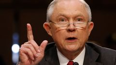 Ministr spravedlnosti USA Jeff Sessions