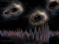 Senzace století. Vědci oznámili objev gravitačních vln, které předpověděl už Einstein