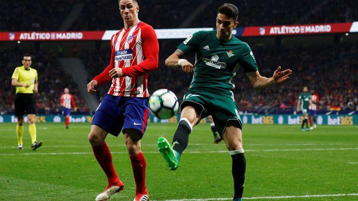 Atlético remizovalo s Betisem 0:0, Las Palmas a Málaga sestupují