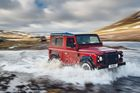 Land Rover Defender V8 Works