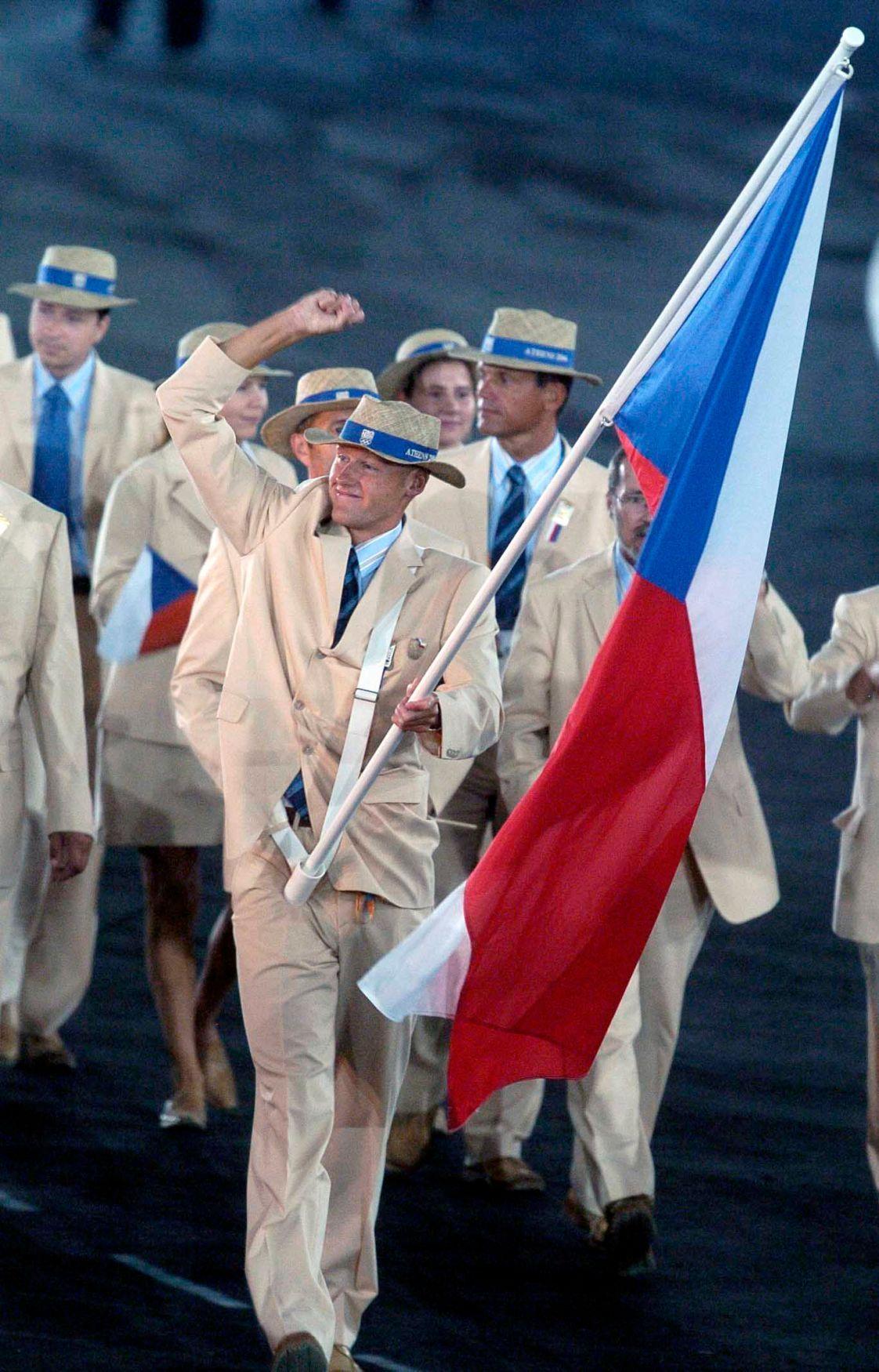 Olympijské hry v Aténách 2004 (Květoslav Svoboda)