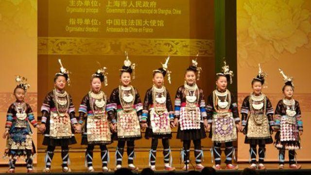událost v Šanghaji