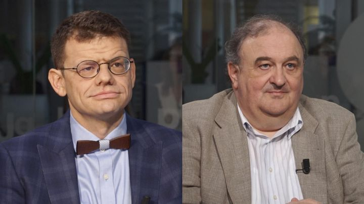 DVTV 16. 4. 2018: Martin Jaroš; Útok na Sýrii