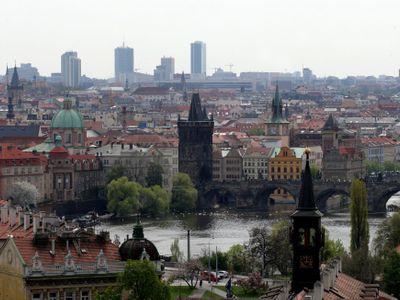 Nový plán Prahy. To, že město funguje, je zázrak. Brzdí ho bolševický způsob plánování, říká Koucký