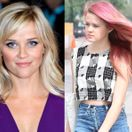 Reese Witherspoon a její dcera Ava Phillippe
