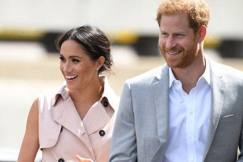 b53ff7e90d86 Pravidla královského porodu  Co musí Meghan Markle a princ Harry dodržet