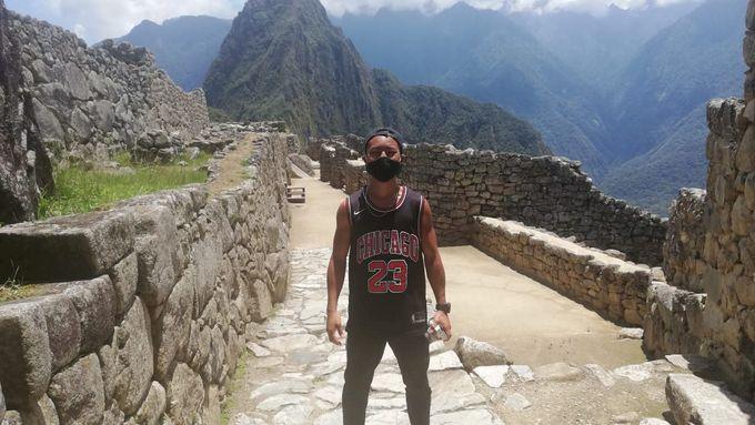 Machu Picchu se otevřelo jedinému turistovi. Japonec v Peru čekal sedm měsíců