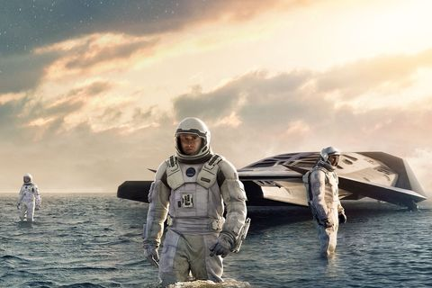 VIDEO Interstellar se loučí s naší galaxií. Míří do IMAXů