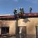 V Říčanech u Prahy hořela střecha nákupního centra. Na místě byly desítky hasičů