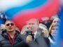 Volte (Putina), vyfoťte se u toho a vyhrajte mobil. Svéráz volební kampaně vrcholí