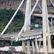 """Foto: Říkali mu """"nemocný most"""". V Janově se zřítilo 100 metrů dálnice, vše odstartoval úder blesku"""