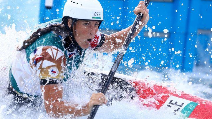 Kudějová na olympiádě i kvůli krevetám medaili nezískala. Teď uvažuje o konci kariéry; Zdroj foto: Reuters