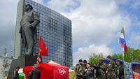 Ukrajina zvažuje zákaz komunistů. Jdou s rebely na východě