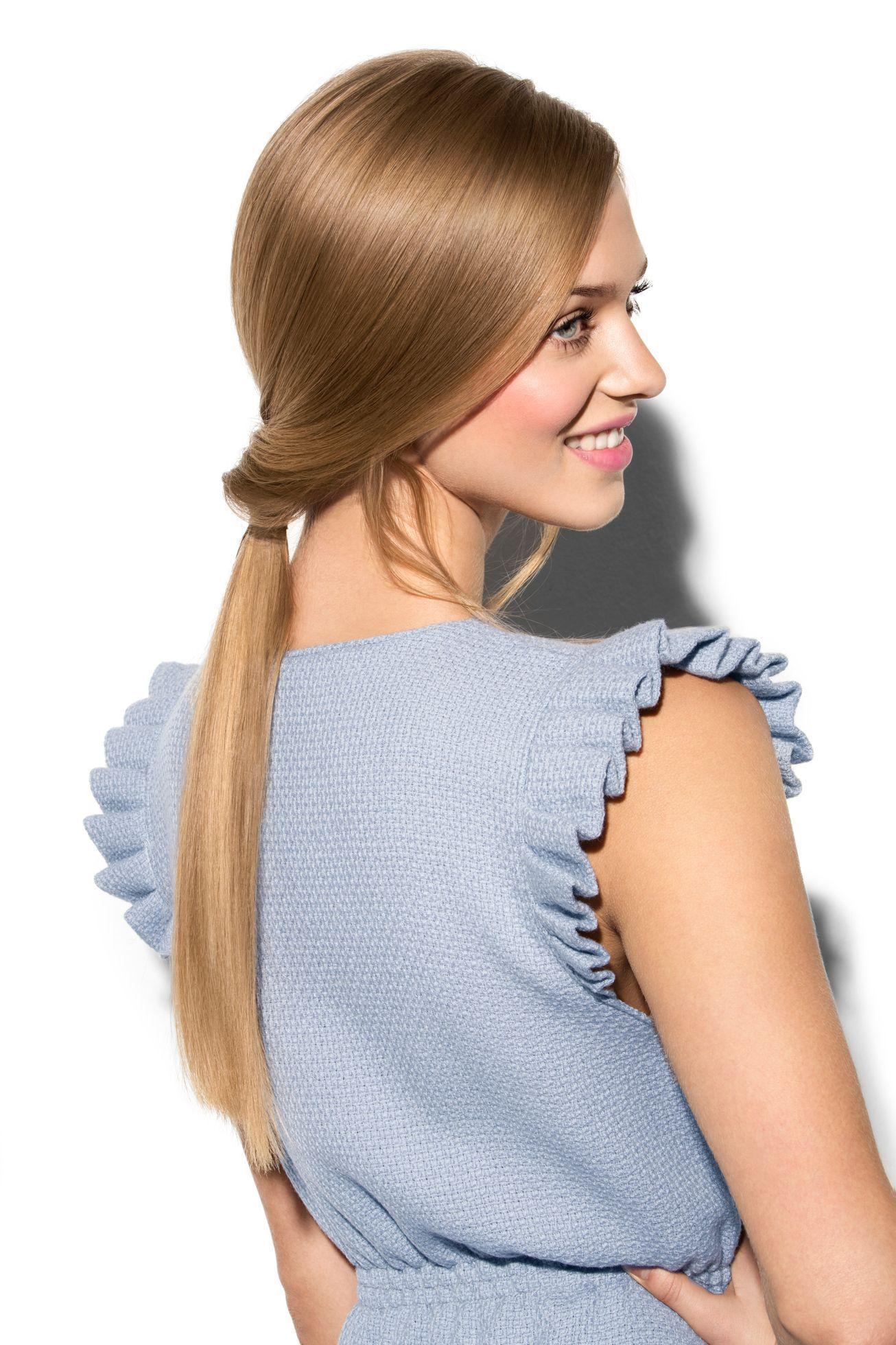 100+ 10 Jednoduchých účesů Pro Polodlouhé Vlasy Do 5 Minut. Rychlé ... 3b2cc01108a