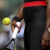 Serena Williamsová na French Open 2018