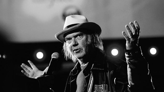 Neil Young: Poslouchejte emoce!