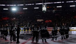 NHL, LA KIngs - San Jose: Stanley Cup