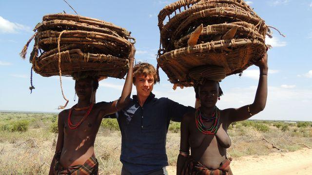 africké Teen akty