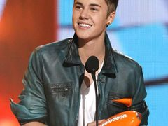 Nickelodeon Kids' Choice Awards 2012 - Justin Bieber
