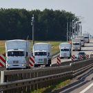 Vedoucí projektů ADRY: Ruský konvoj není standardní pomoc