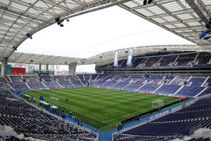 fotbal, Liga mistrů, FC Porto, Estadio do Dragao
