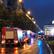 Na Václavském náměstí hořelo lešení hotelu. Hasiči museli kvůli kouři evakuovat 70 lidí