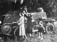 Češka projela železnou oponou v tanku za svou láskou. V USA se stala legendou