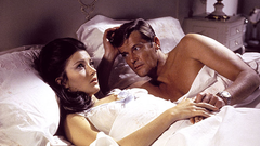 Jane Seymour a Roger Moore
