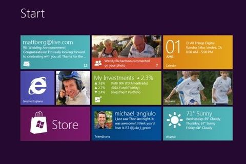 Windows 8 bude standardně bez Media Center