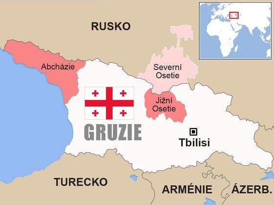 Devet Let Od Valky V Gruzii Jizni Osetie A Abchazie Jsou Cim Dal