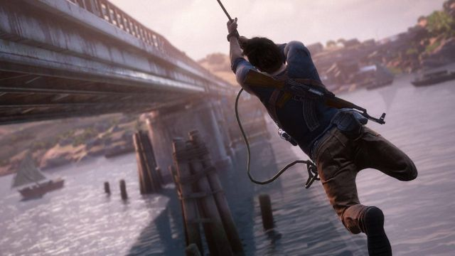Uncharted 4 - trailer