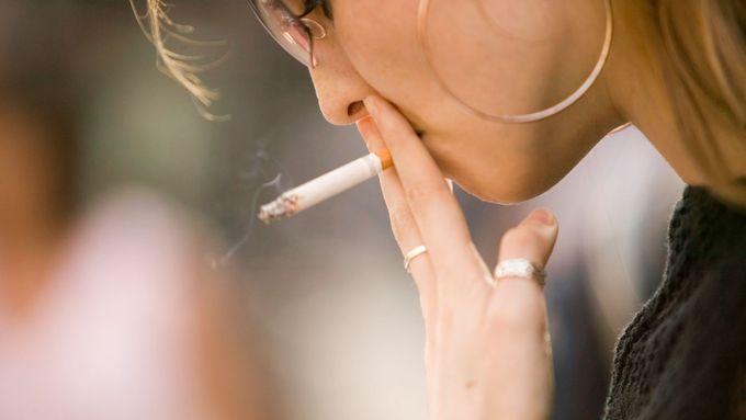 tajné kouření