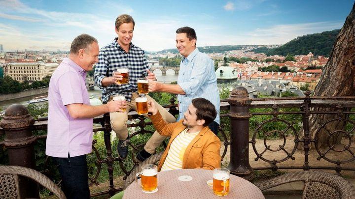 Do Prahy za pivem. Kampaň za milion má lákat české turisty