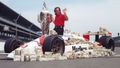 CART 1989: Emerson Fittipaldi 500 mil Indy