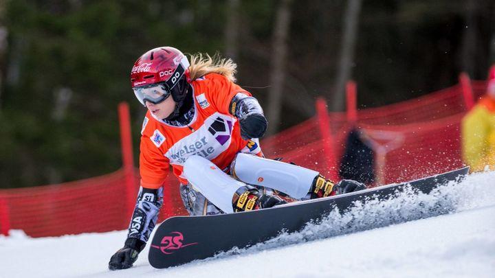 Živě: Ledecká si v osmifinále poradila s olympijskou vítězkou ze Soči a je ve čtvrtfinále
