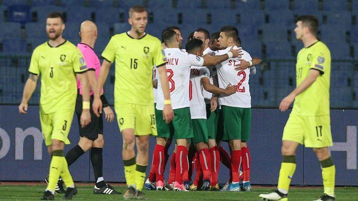 Nezdar na závěr. Češi navzdory tlaku padli v Bulharsku, jediný gól neměl platit