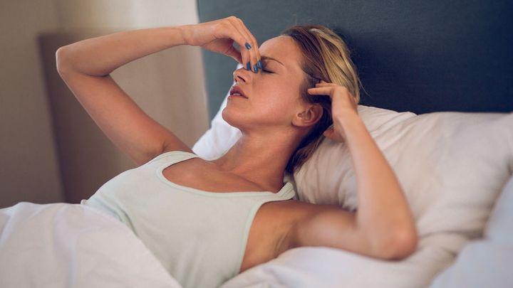 Zdravotní problémy za které může klimatizace: rýma, bolest hlavy, suché oči