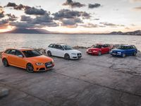 Rychlost supersportů v rodinném balení. Splašená kombi proslavilo Audi, má je i Škoda
