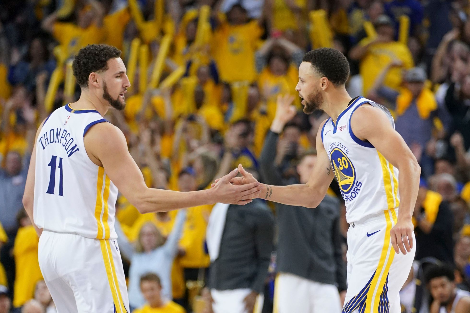 NBA 2018/19, play off, Golden State