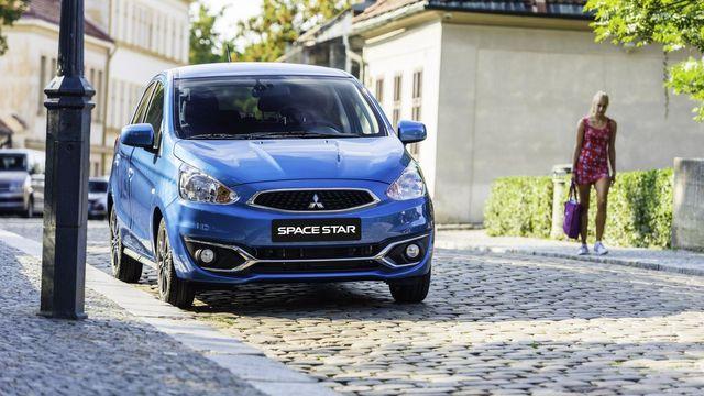 Nové auto do města bude patřit mezi nejlevnější v Česku. Mitsubishi ho  začne prodávat v říjnu 7bb4fe948b