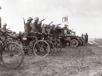 Obrazem: Mobilizace 1938 s fotopříběhem velitele tvrze Hanička Jaroslavem Novákem