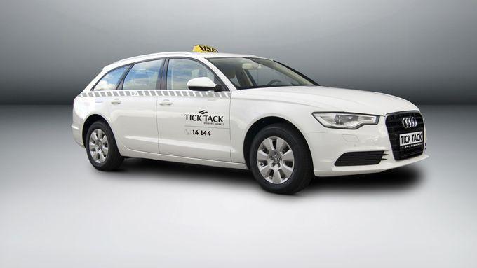 taxi pro taxíky