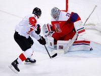 Živě: Česko - Kanada 1:3, zámořský tým dělí třetina od bronzu
