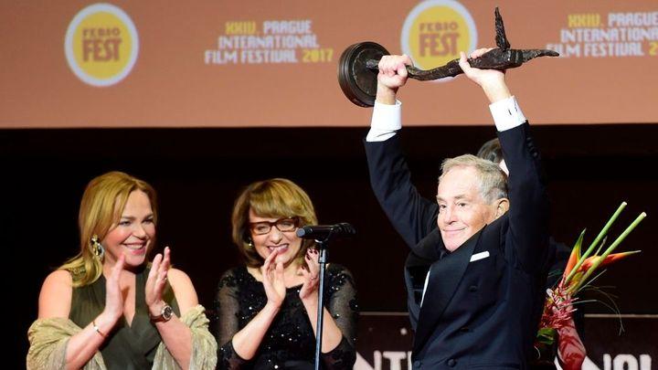 Febiofest ocenil za přínos světové kinematografii herce Jana Třísku a režiséra Abela Ferraru